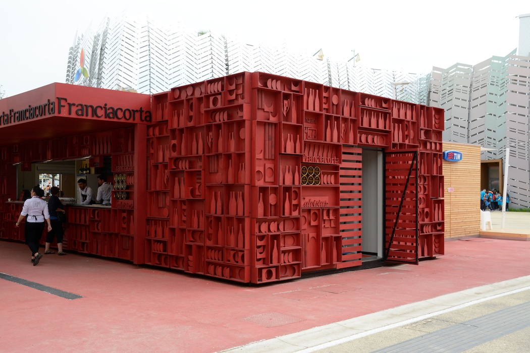 Franciacorta, Expo, Milan