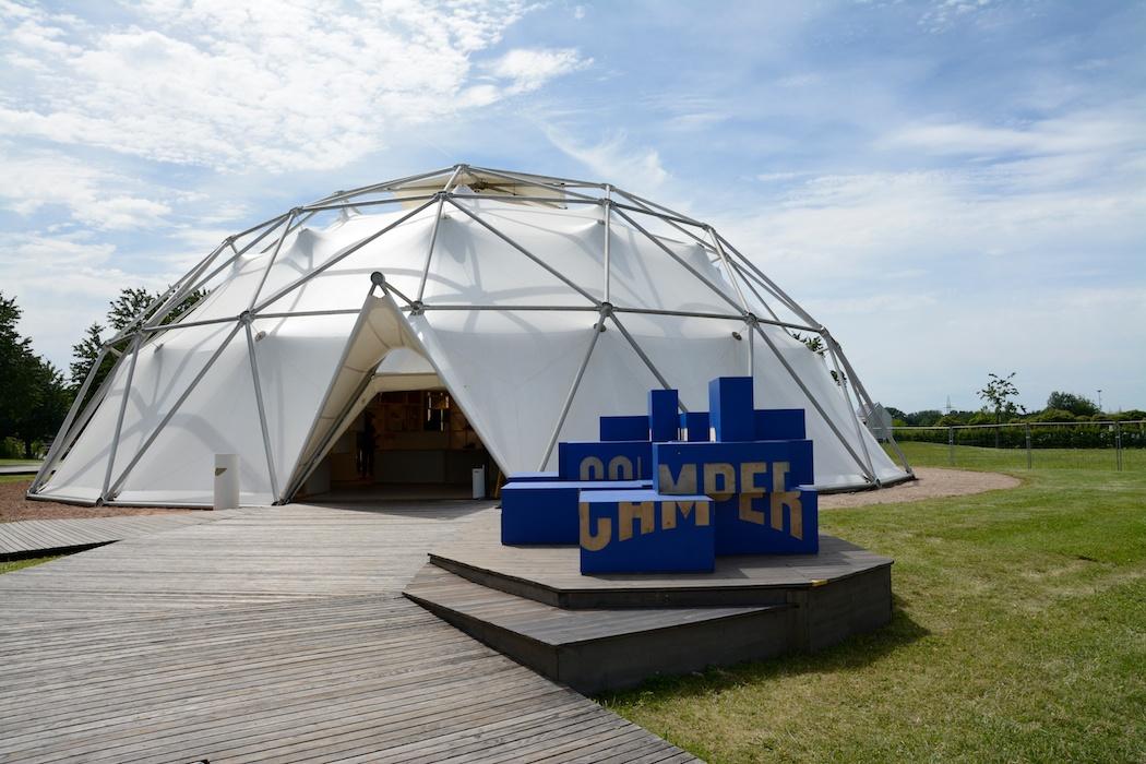 Pop-up Projekt im Vitra Dome