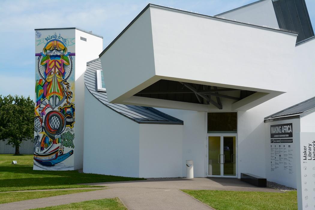 Vitra Design Museum mit 'Making Africa'