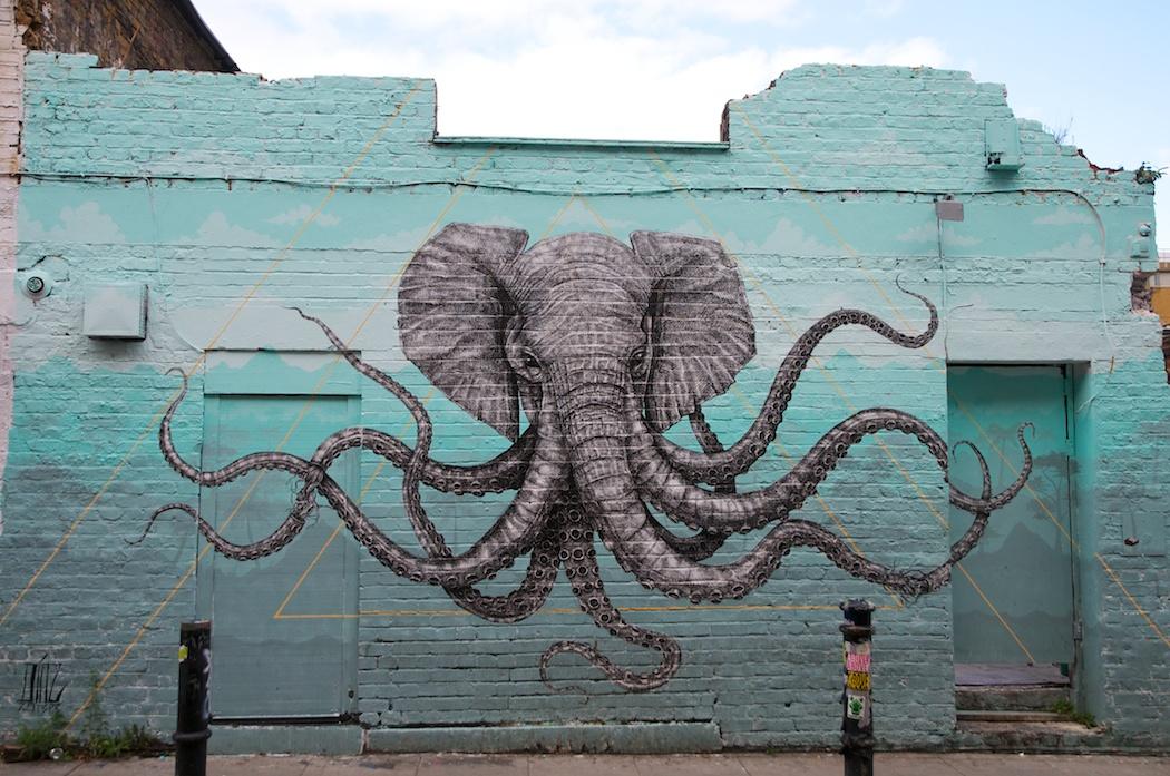 Shoreditch, Londo