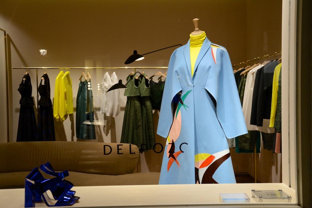 Mode oder Kunst bei Delpozo