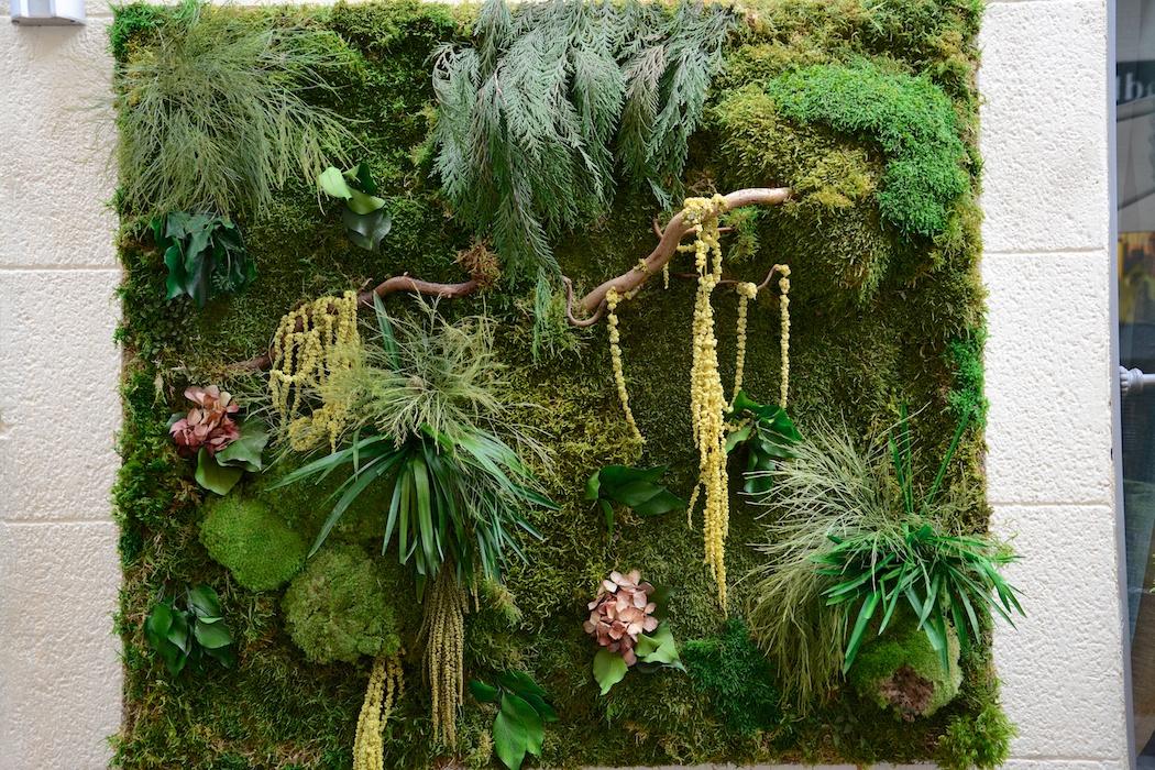 Vertikale Gärten liegen im Trend