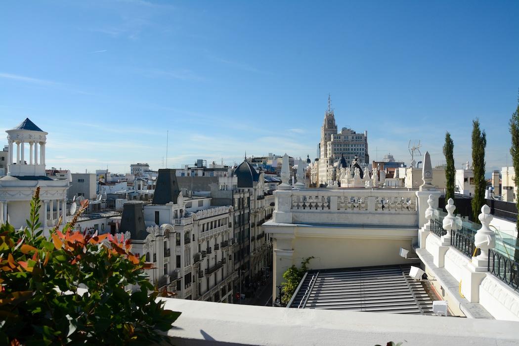 Über den Dächern der Stadt: The Principal Madrid