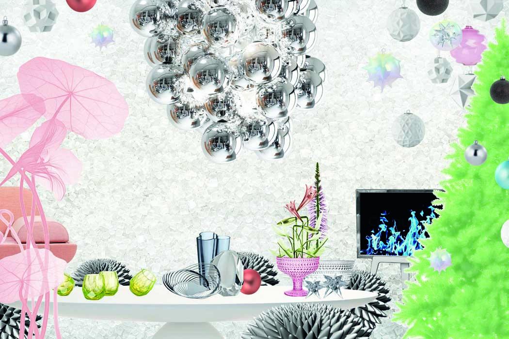 Christmas World Trends: surreal laboratories