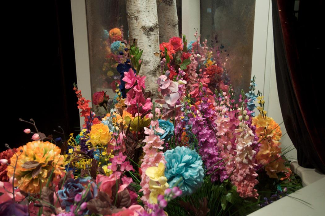 Im Blumenrausch, Dover Street Market/London