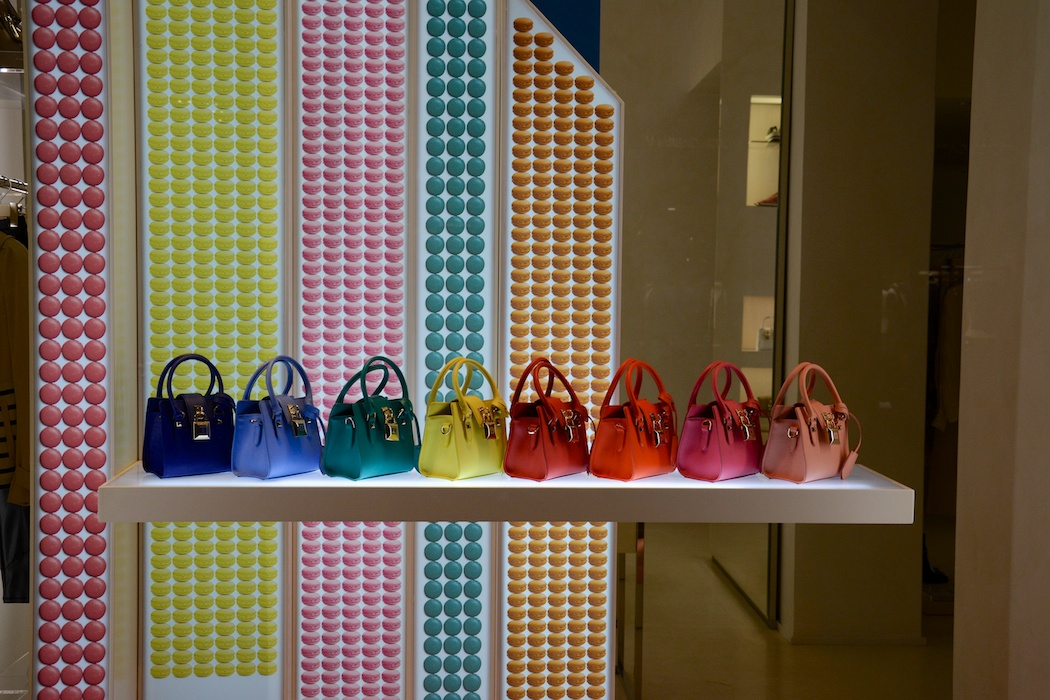 Patrizia Pepe liebt diese Farben