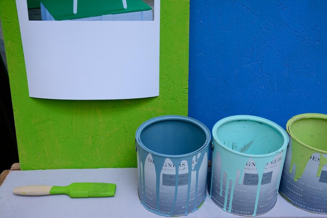 Neue Wandfarben, Designers Guild