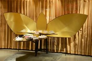 Goldener Blütenzauber bei Konen in München