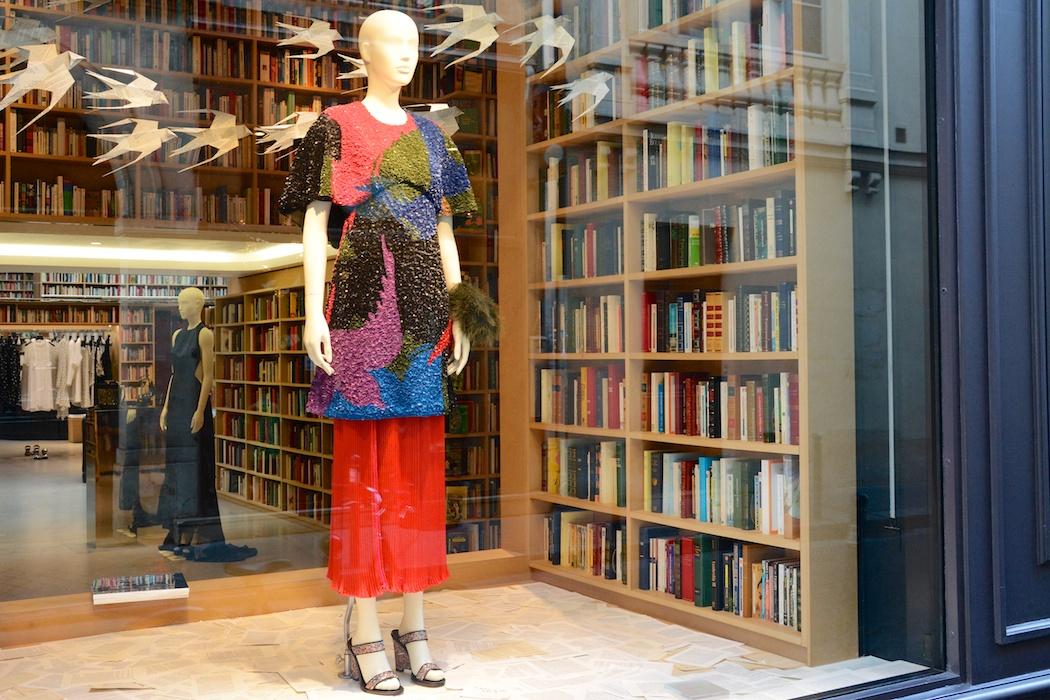 Noch mehr Lesestoff, Sonia Rykiel, Paris