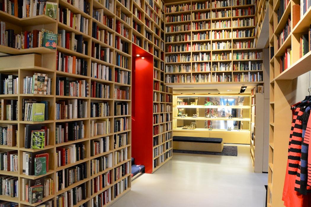 Für Leseratten, Sonia Rykiel, Paris