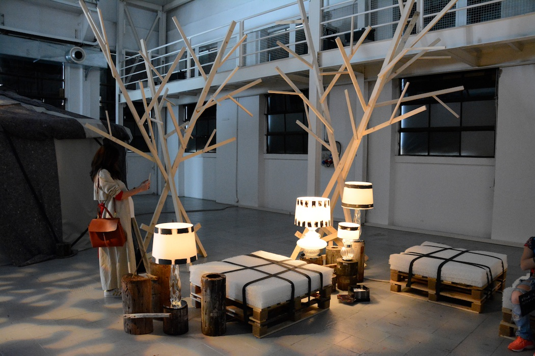 Edle Lampen: Barovier & Toso, Milano