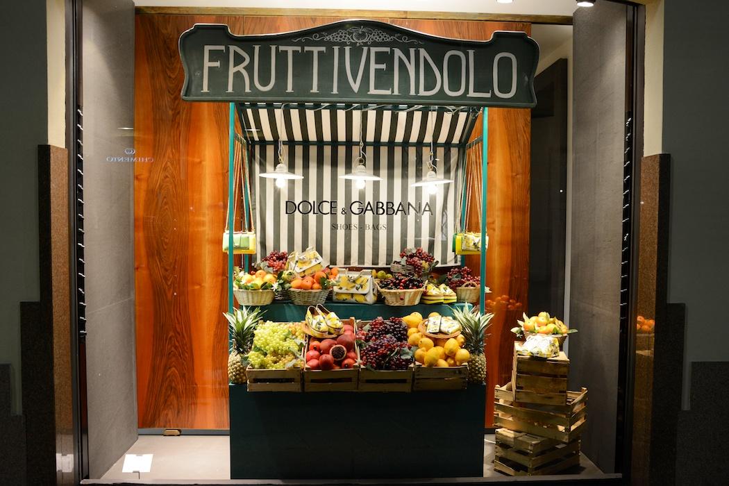 Frisches Gemüse, Dolce & Gabbana