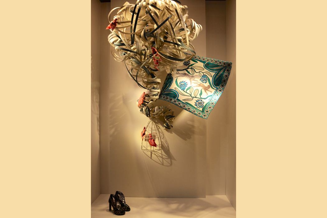 Papierkunst, Hermès