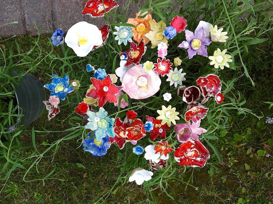 Diese Blumen welken nicht!