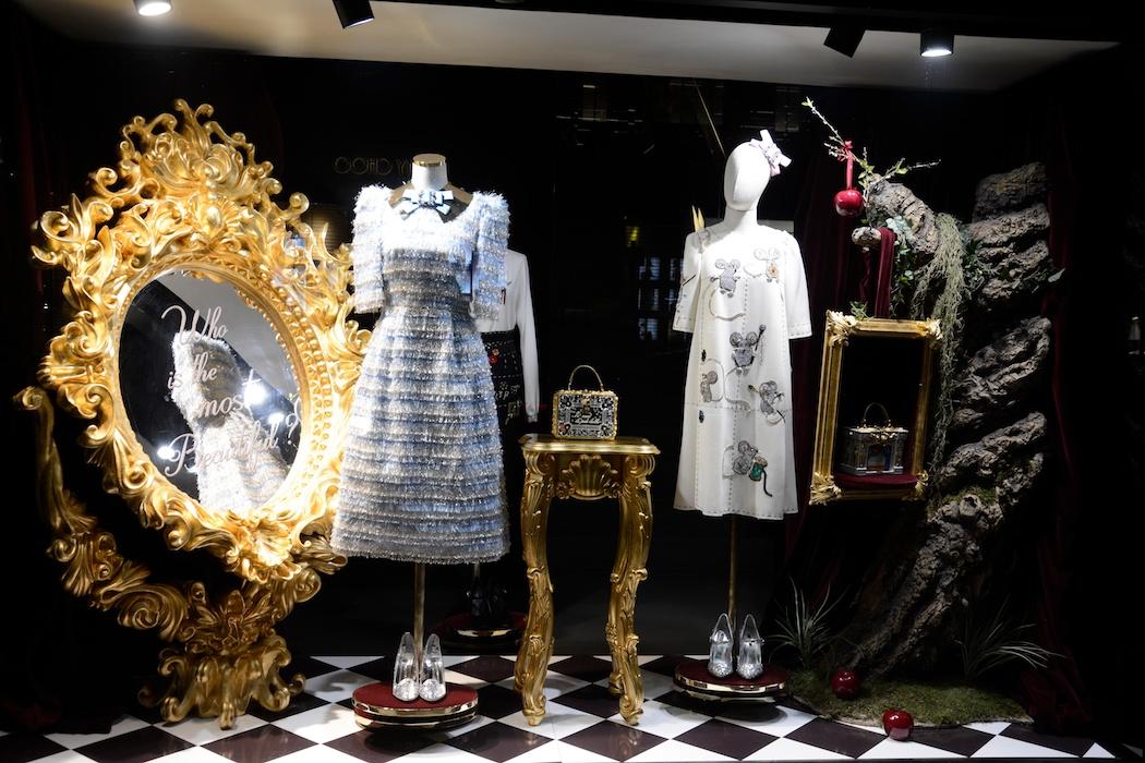 Spieglein, Spieglein... Dolce & Gabbana