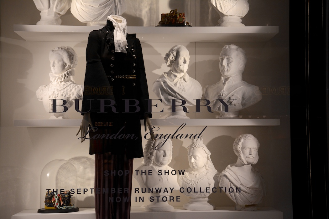 Dichter, Denker & Co, Burberry