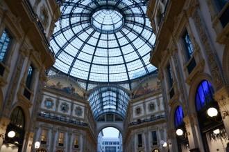 Die Galleria leuchtet!