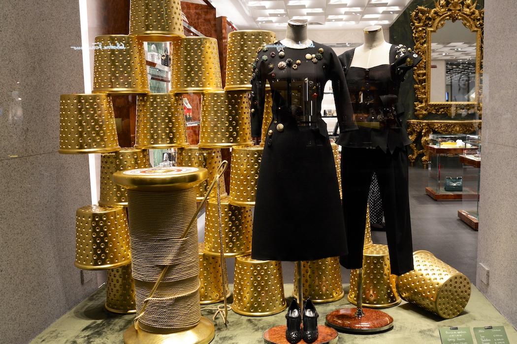 Alles Gold was glänzt! Dolce & Gabbana