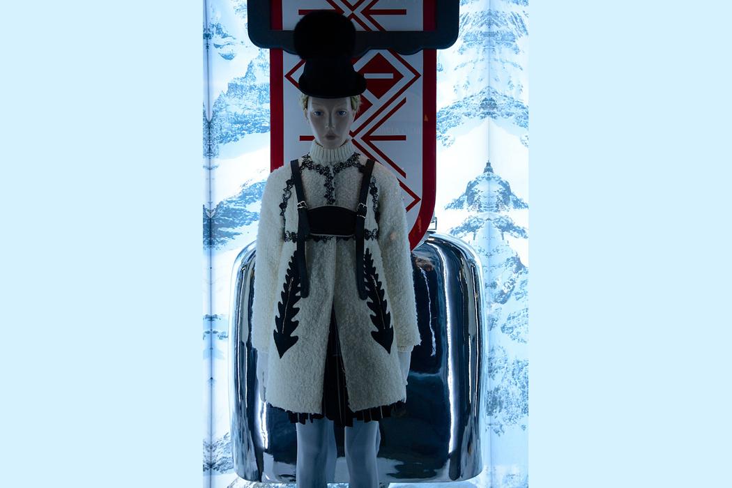 Winterwunder! Moncler