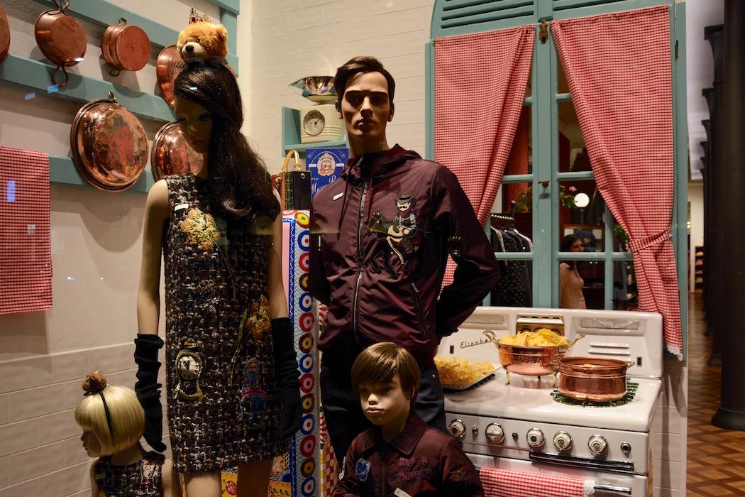 In cucina, Dolce & Gabbana, Mailand