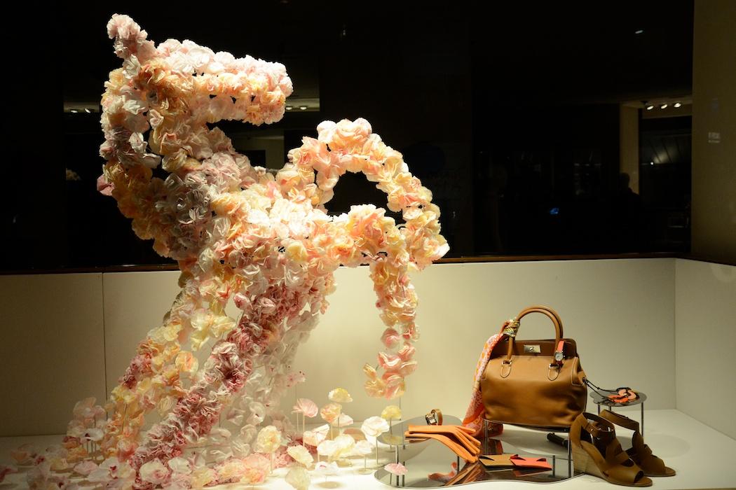 Levade! Hermès, Paris