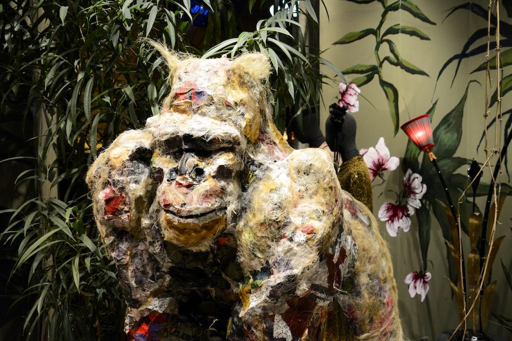 Gerard zeigt Affen starke Kunst, Florenz