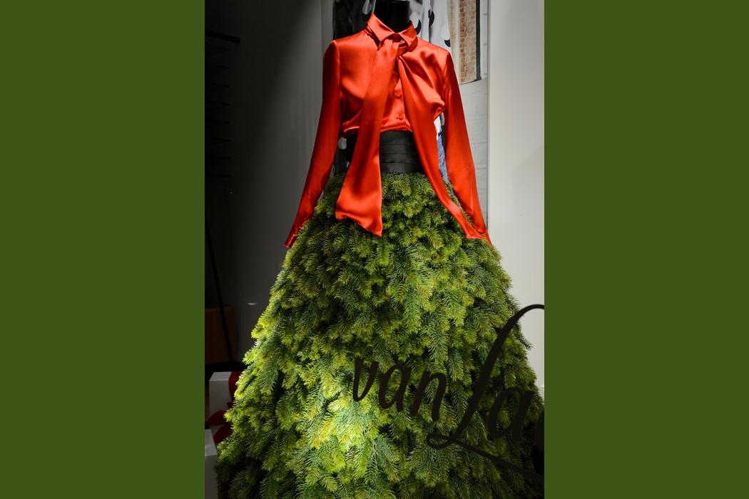 Grün & Rot sind alle meine Kleider..., Van Laack, München