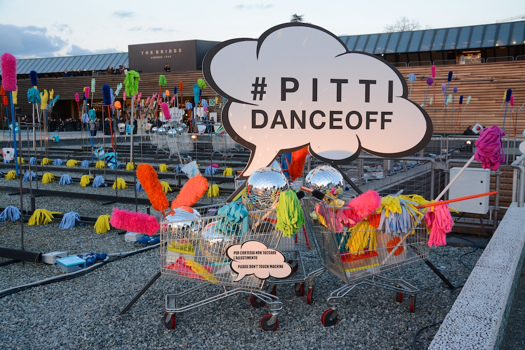 Buntes Pitti Dance Off