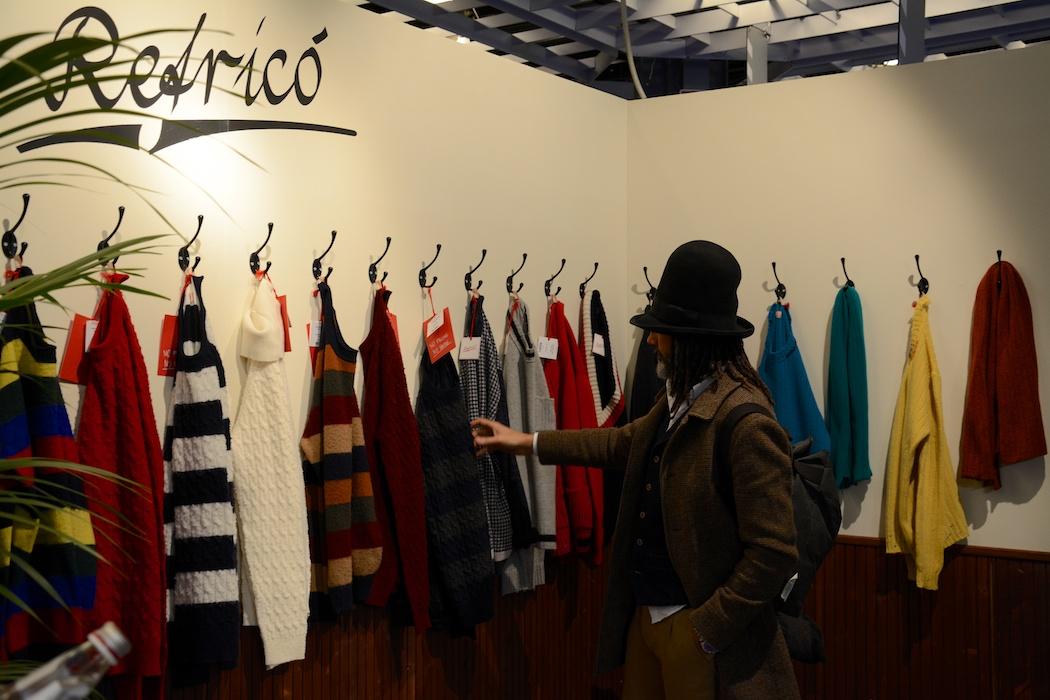 Welcher Pullover soll es sein? Retrico