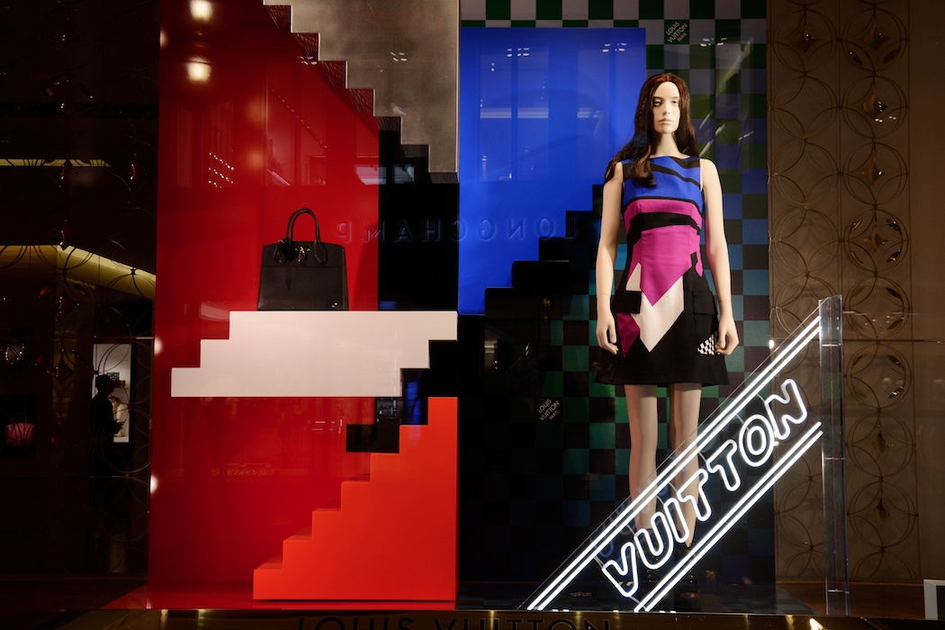 Grafik im Trend, Louis Vuitton