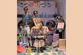 Waschtag für die ganze Familie bei Dolce & Gabbana