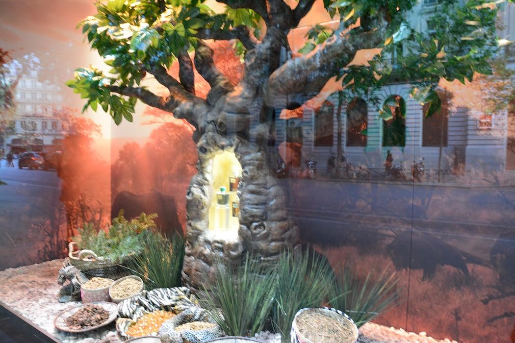 Garten Eden? Dolce & Gabbana, Galeries Lafayette