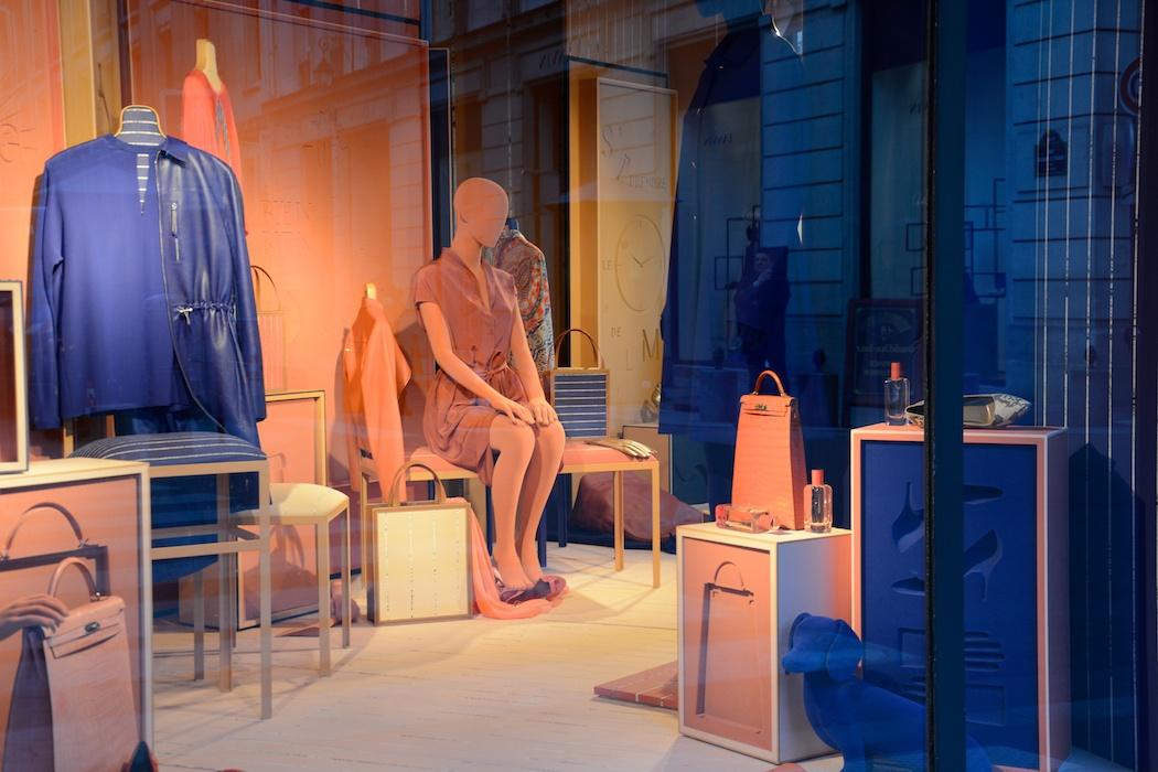 Hermès hat Abdrücke von allem genommen